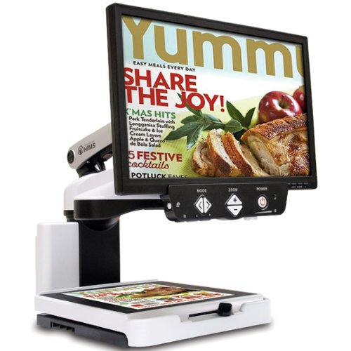 Lifestyle HD Video Magnifier 24 in LCD