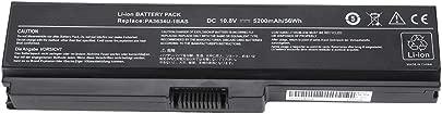 Eboxer Zellen 5200 mAh Akku Batterie Netzteile f r Toshiba Satellite L645 L655 L700 L730 L750 L755 PA3817U-1BRS