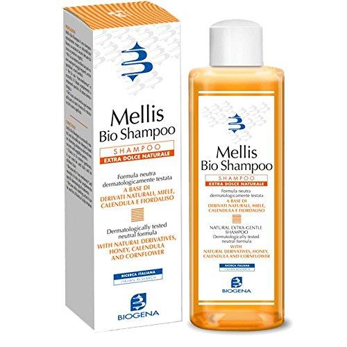 Valetudo-Biogena Mellis Bio Shampoo - 200 ml