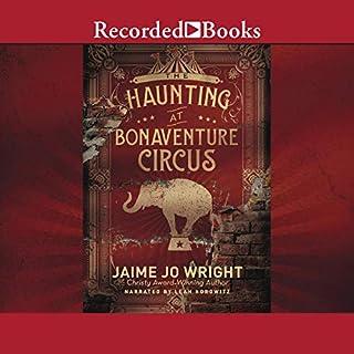 Page de couverture de The Haunting at Bonaventure Circus