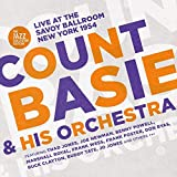 Count Basie & His Orchestra: Live at the Savoy Ballroom New York 1954 (Audio CD (Live))