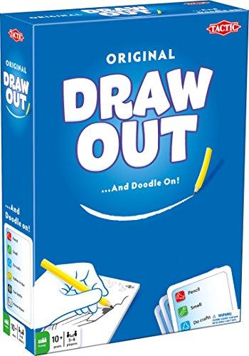Tactic Games - Original: Draw out, Gioco di società con Immagini da disegnare