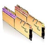 G.Skill Trident Z Royal F4-3200C16D-32GTRG módulo de Memoria 32 GB DDR4 3200 MHz - Módulo de Memoria (32 GB, 2 x 16 GB, DDR4, 3200 MHz, 288-pin DIMM)