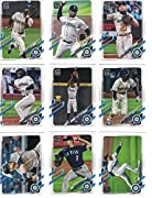 Kyle Lewis, Evan White, Justin Dunn & More! Great Looking 2021 Topps Cards! With Free Shipping! Cards Rate Nrmt/Mt and come in a clear resealable team set bag *** This listing includes (10) Bonus Mariners Cards from 2020 and 2019! ***