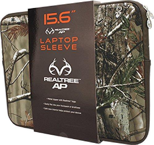 Absolute Eyewear Solutions 5995 Laptop Sleeve Real Tree All Purpose, 15.6 in.