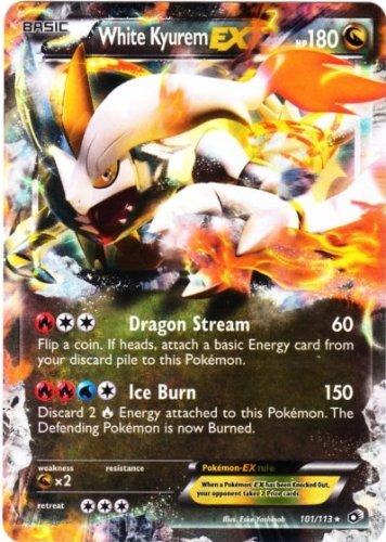 Pokemon - White Kyurem ex (101/113)…