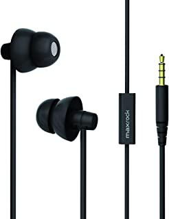 MAXROCK Sleep Earplugs – Noise Isolating Ear Plugs Sleep Earbuds Headphones with..