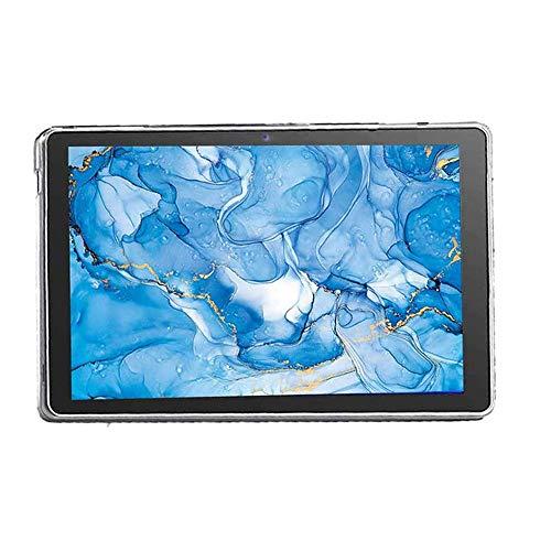Dragon Touch タブレット 10.1インチ NotePad 102 ケース【MARR】 透明 クリア TPU シリコン スリム 薄型 スマホケース 落下防止 用 耐TPU ケース TPU素材製 ケース スマートフォン対応 Dragon Touch タブレット 10.1インチ NotePad 102(クリア)