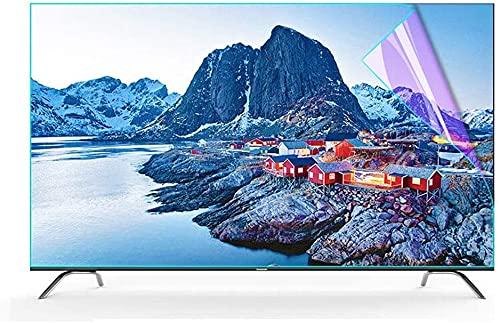 Anti Luz Azul Protector de pantalla de TV Protector De Pantalla De TV Filtro De Luz Antirreflectante / Antiazul Para 60 Pulgadas 58 Pulgadas 52 Pulgadas | Alivie La Fatiga Ocular Compatible Con SHARP,