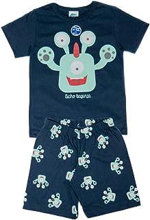 Kit Pijama Infantil Masculino 2 Peças 100% Algodão