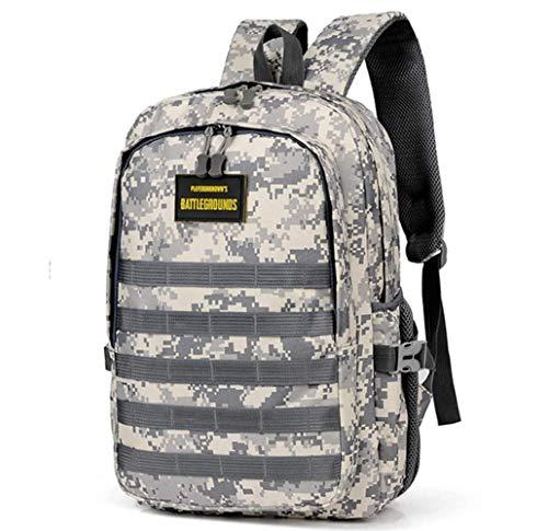 RongXing Militärischer taktischer Rucksack,20-35L Assault Rucksack Pack für draußen, Wandern, Camping, Trekking, Bug Out Bag & Reisen (Grau)