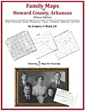 Family Maps of Howard County, Arkansas