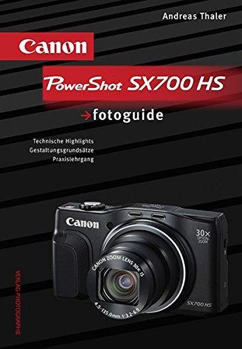 Canon PowerShot SX700 HS fotoguide