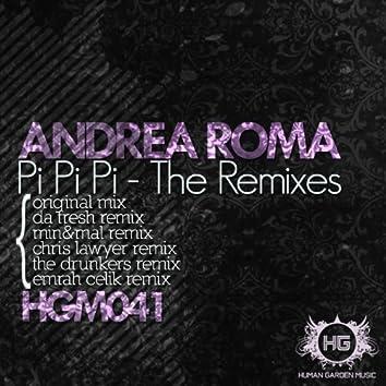 Pi Pi Pi - The Remixes