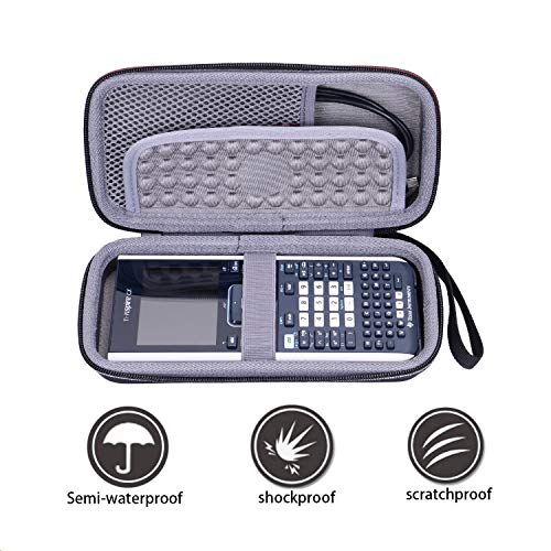 XANAD Hard Travel Carrying Case for Texas Instruments TI-Nspire CX Graphing Calculator - Storage Protective Bag Photo #6