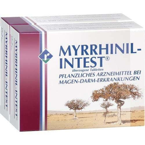 MYRRHINIL INTEST 200St Dragees PZN:6612810