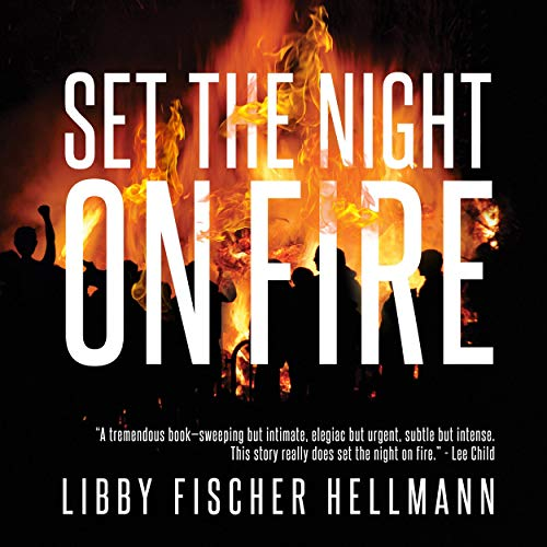 Set the Night on Fire cover art