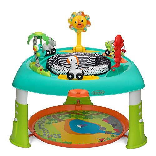 Infantino zitten, draaien, staan 360° speeltafel