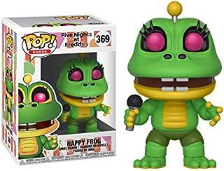 Funko Pop! Games: Happy Frog Collectible Figure, Multicolor, Standard