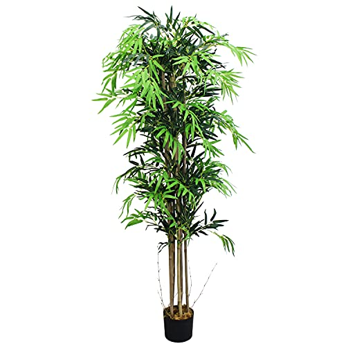 Decovego Bambus Kunstpflanze Bild