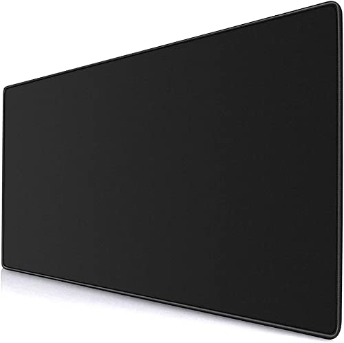 YEBMoo Extended Gaming Mouse Pad Extra Large (900x400x3 mm) Water Resistant Mice Mat with Non-Slip Base for PC Comput...
