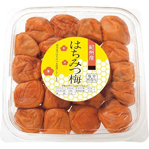 紀州南高梅 はちみつ味(500g)(SW30R)