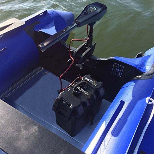 Miganeo Aussenborder Elektromotor im Test und Preis-Leistungsverhältnis - 6