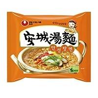 安城湯麺 (アンソンタン麺) 1箱 (40個入り)