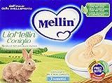 Mellin Coniglio Liofilizzato, 3 x 10g