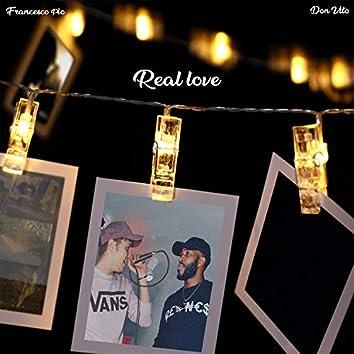 Real Love (feat. Don Vito)
