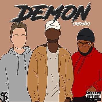 Demon (feat. tmeupteddy & James Hooper) [Remix]