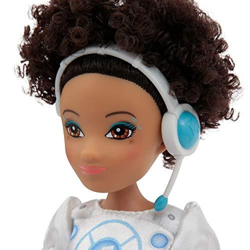 Giochi Preziosi- Miracle Tunes Jasmine Fahion Doll con Accessori, Multicolore, MRC13100