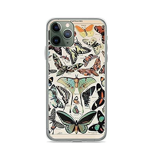 Costumbre Cajas del Teléfono Compatible con iPhone Samsung Adolphe Xiaomi Millot Redmi Papillons Poco Pour X3 Tous Pro Note 10 9 8 9A Cover Shock