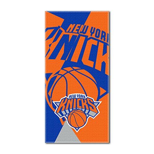 "NBA New York Knicks ""Puzzle"" Beach Towel, 34"" x 72"" Connecticut"