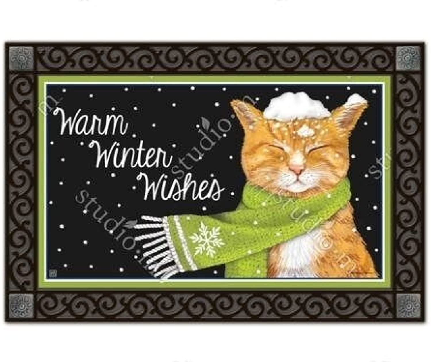 Magnet Works MatMate - It's Cold Outside