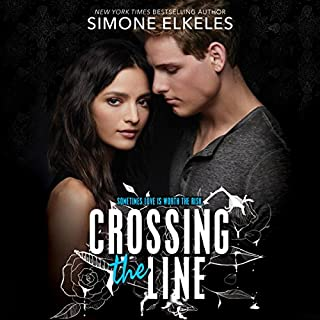 Crossing the Line                   By:                                                                                                                                 Simone Elkeles                               Narrated by:                                                                                                                                 Alexandra Marcuse,                                                                                        James Cavenaugh                      Length: 8 hrs and 44 mins     10 ratings     Overall 3.6