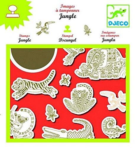 Djeco Stempel Dschungel