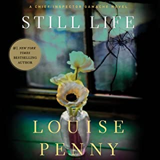 Still Life audiobook cover art
