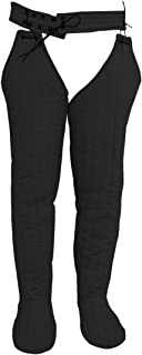 Padded Arming Leg Protection Cotton Padded Legging with Shoe Cover ABS