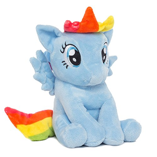 Little Pony Rainbow Dash Bank Plush Kids Money Bank