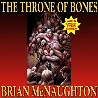 The Throne of Bones audiobook cover art