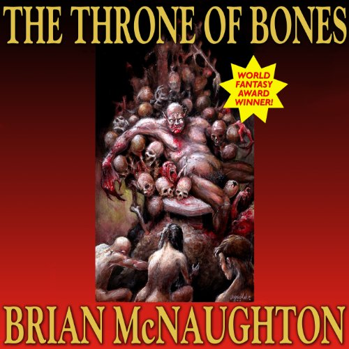 Couverture de The Throne of Bones