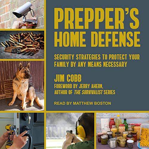 Prepper's Home Defense Titelbild