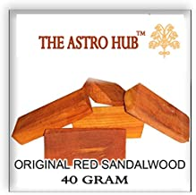 THE ASTRO HUB - Red Sandal Wood (ISO Certified 9001-2015), red Sandalwood Stick, lal Chandan,