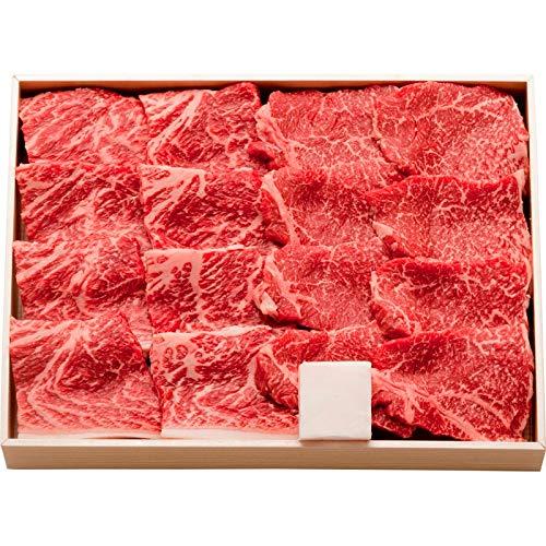 ≪内祝・御祝・快気祝・お返し≫ 松阪牛 もも焼肉用370g