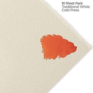Fabriano Artistico Watercolor Paper 300 lb. Cold Press 10-Pack 22x30