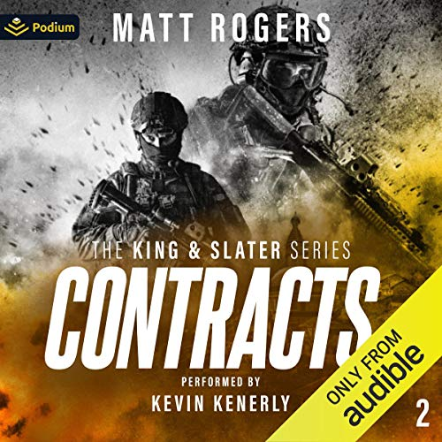 Contracts Audiobook By Matt Rogers cover art