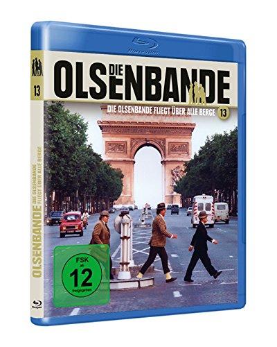 Die Olsenbande - Fliegt über alle Berge [Blu-ray] [Alemania]
