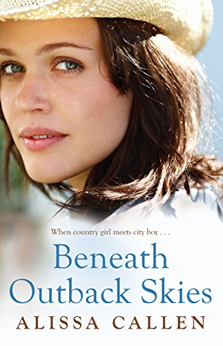 Book: Beneath Outback Skies by Alissa Callen