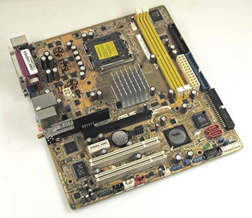 Asus p5V della VM se DH pcie16X VGA SATA RAID WLAN WiFi glan 5.1Sound Socket 775